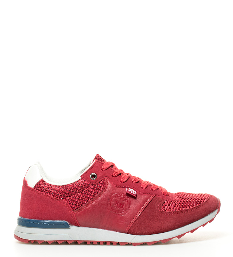 Chaussures Rouges Xti Anton