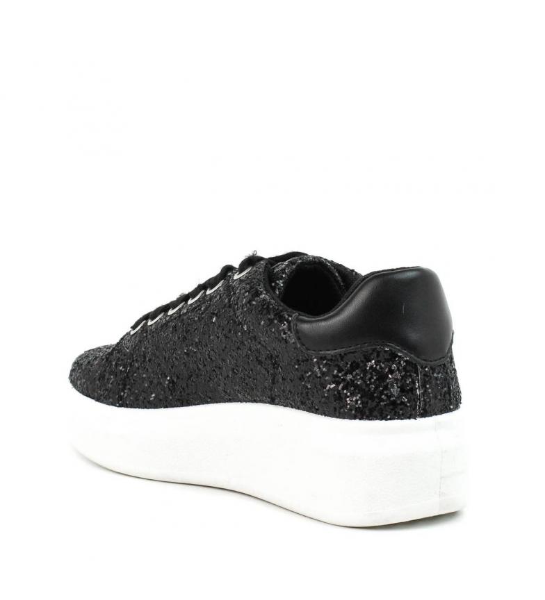 Footlocker en ligne Xti Double Plancher Plat 046172neg Chaussure Noir Offre magasin rabais e46xlE