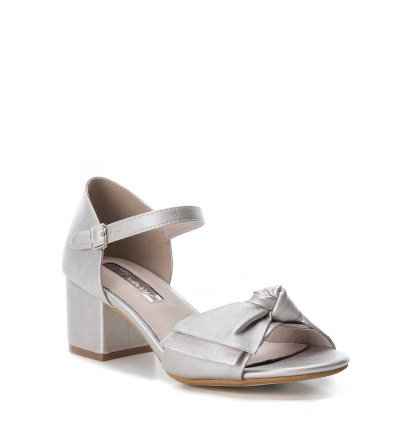 Xti Talons 030700pla D'argent De La Chaussure véritable ligne dernières collections DTKWs0oT6q