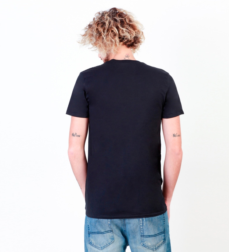 explorer Zoo York Negro Chose Camiseta vente bas prix vente ebay Réduction grande remise images bon marché PDCtdedwt