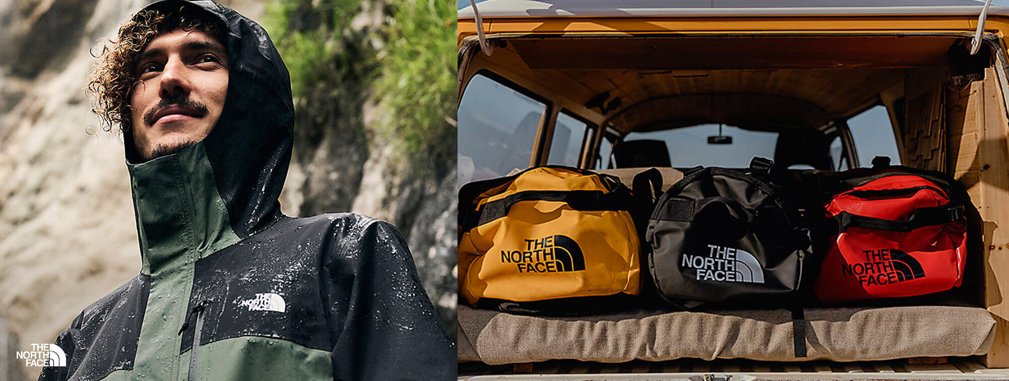 Banner The North Face