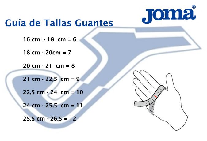 Comprar Joma GUANTE POLAR MARINO - your online Trekking store