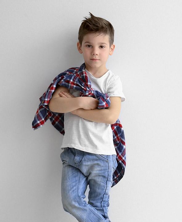 Mode, chaussures et accessoires pour garçons