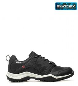 + 8000 Zapatillas de trekking Traion negro -Membrana waterproof Skintex-