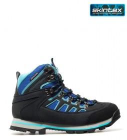 + 8000 Botas de trekking Taka celeste /Skintex/