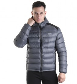 + 8000 Jacket Icedo 19I anthracite / Nanoflight