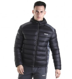 + 8000 Jacket Icedo 19I black / Nanoflight