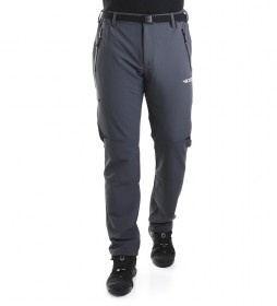 + 8000 Taravillo 19I trekking trousers anthracite