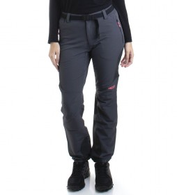 + 8000 Zermat 19I trousers anthracite