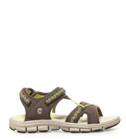 + 8000 Sandalias outdoor Terrax marrón