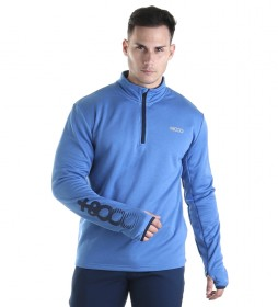 + 8000 Fleece sweatshirt Pukon 19I vigoré blue