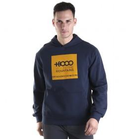 + 8000 Vandor 19I indigo sweatshirt
