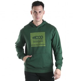+ 8000 Vandor 19I green sweatshirt