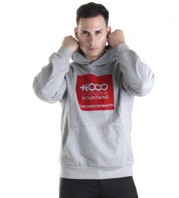 + 8000 Sweatshirt Vandor 19I grey vigoré