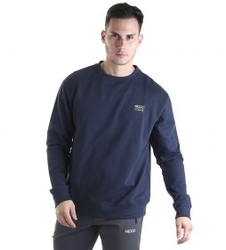 + 8000 Sweatshirt Vivedro 19I indigo