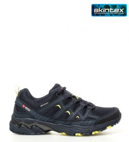 + 8000 Zapatillas trekking / hiking Topar marino -Membrana waterproof Skintex-