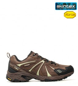 + 8000 Trekking shoes Telmo brown-Skintex waterproof membrane-