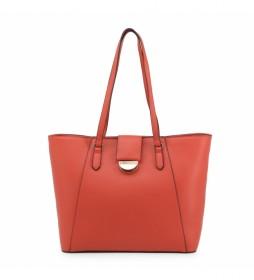 Bolso Shopping Bag  FALCOR-VBS3TP01 rojo -43x26x14cm-