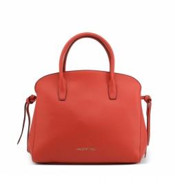 Bolso Shopping Bag BURU-VBS3UO01 rojo -35x31,5x12cm-