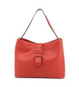 Bolso de hombro ANGELO-VBS3XH02 rojo -29x24x15cm-