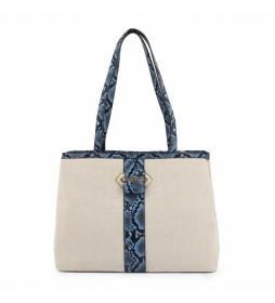 Bolso Shopping bag GIGANTE-VBS3XP01 beige -33x26x14cm-