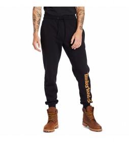 Pantalón de chándal Core Logo negro