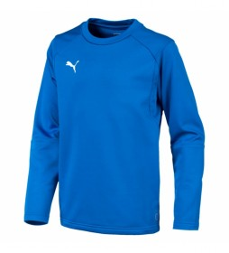 Camiseta  Liga Jr azul