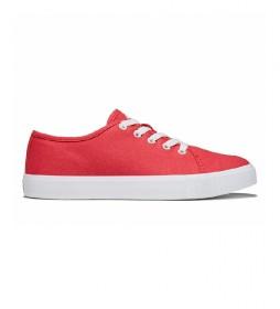 Zapatillas Skyla Bay Canvas Oxford rojo