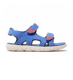 Sandalias Perkins Row 2-Strap azul