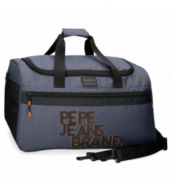 Bolso de viaje  Troy -52x29x29cm- azul