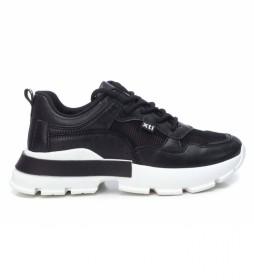 Zapatillas 035621 negro