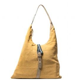 Bolso Enif amarillo -30x36x10cm-