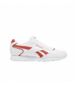 Zapatillas Royal Glide blanco, rosa