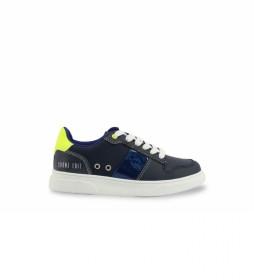 Zapatillas S8015-013 azul