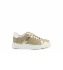Zapatillas S8015-010 dorado