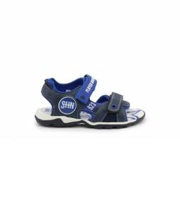 Sandalias 6015-030 azul