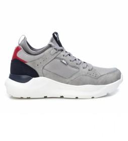 Zapatillas 49677 gris
