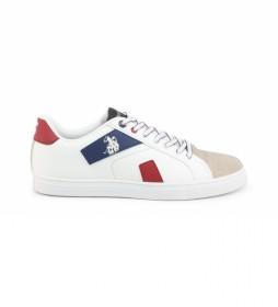 Zapatillas cordones FETZ4136S0 blanco