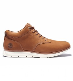 Zapatillas de piel Killington Half Cab marrón