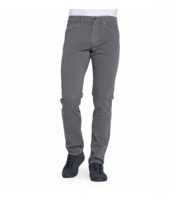 Pantalón tipo vaquero 700_9302A gris