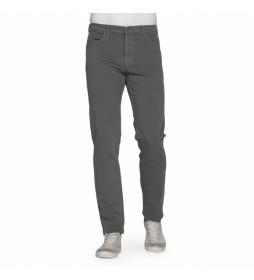 Pantalones tipo vaquero 700-942A gris