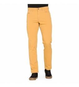 Pantalón 700-942A amarillo