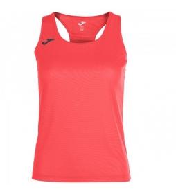 Camiseta Combi Siena coral flúor