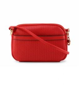 Bandolera Florence CB4165 rojo -20x13,5x4,5-