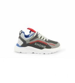 Zapatillas 903-001 gris