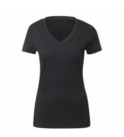 Camiseta GB V-Neck Vector negro