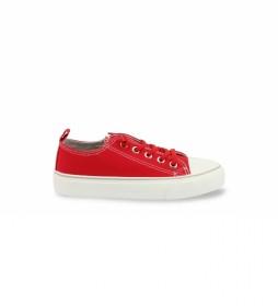 Zapatillas 292-003 rojo