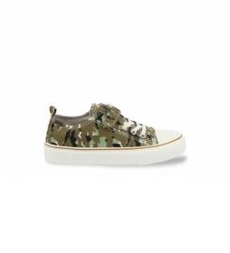 Zapatillas 291-002 verde