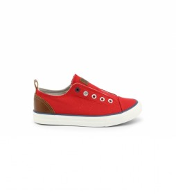 Zapatillas 290-001 rojo