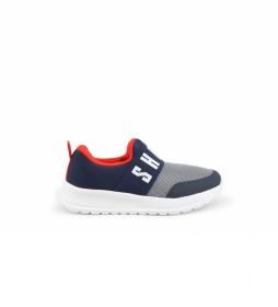 Zapatillas 20038-001 azul